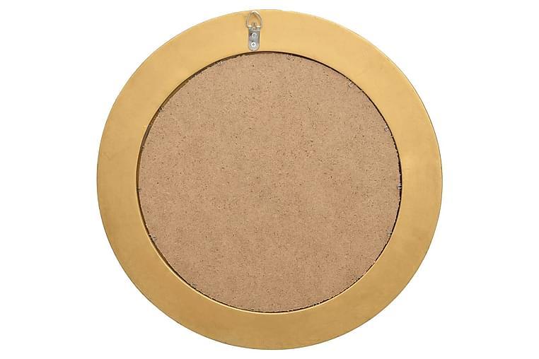 Väggspegel barockstil 50 cm guld - Guld - Möbler & Inredning - Inredning - Speglar