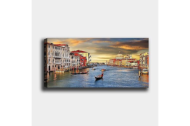 CANVASTAVLA YTY Buildings & Cityscapes Flerfärgad 120x50 cm - Inredning & dekor - Tavlor & konst - Canvastavla