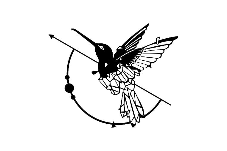Fågel Väggdekor - Homemania - Möbler & Inredning - Inredning - Posters & tavlor