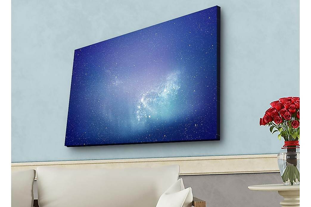 Väggdekor LED-belysning Canvas Målning - Möbler & Inredning - Inredning - Posters & tavlor