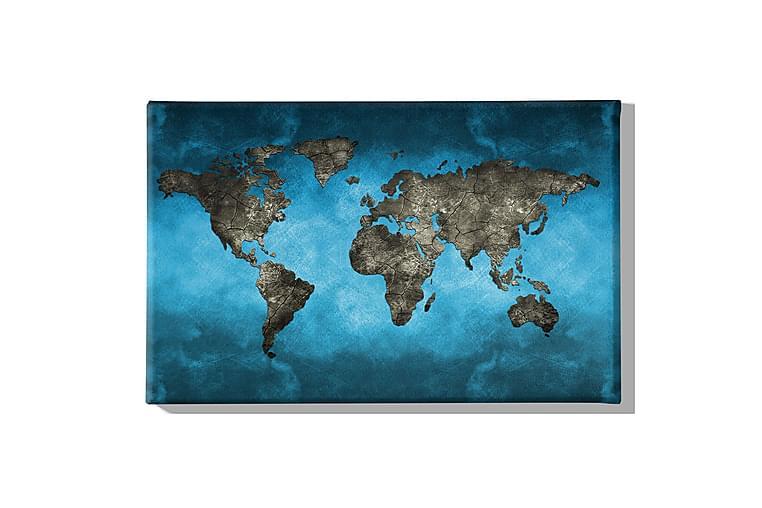 Världen Ramverk - Homemania - Möbler & Inredning - Inredning - Posters & tavlor