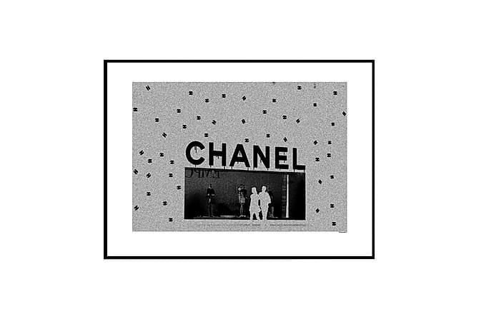 POSTER Chanel Store - Finns i flera storlekar - Möbler & Inredning - Inredning - Posters & tavlor