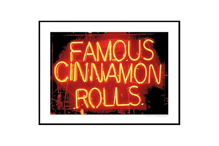 POSTER Cinnamon Rolls - Finns i flera storlekar - Möbler & Inredning - Inredning - Posters & tavlor