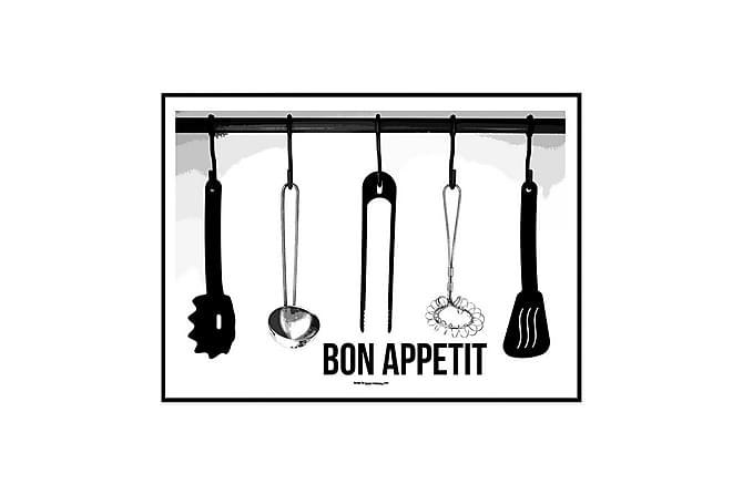 POSTER Kitchen tools - Finns i flera storlekar - Möbler & Inredning - Inredning - Posters & tavlor