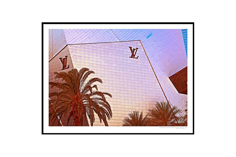 POSTER Las Vegas Louis Vuitton Fashion - Finns i flera storlekar - Möbler & Inredning - Inredning - Posters & tavlor
