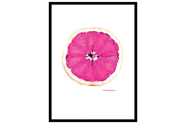 POSTER Pink Grape - Finns i flera storlekar - Möbler & Inredning - Inredning - Posters & tavlor