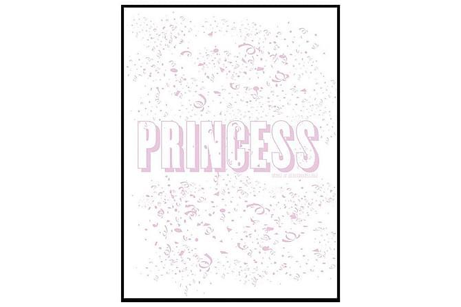 POSTER Princess - Finns i flera storlekar - Möbler & Inredning - Inredning - Posters & tavlor