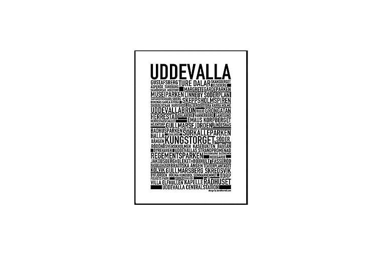 POSTER Uddevalla - Finns i flera storlekar - Möbler & Inredning - Inredning - Posters & tavlor