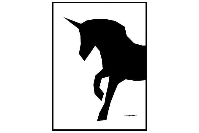 POSTER Unicorn - Finns i flera storlekar - Inomhus - Inredning - Posters & tavlor