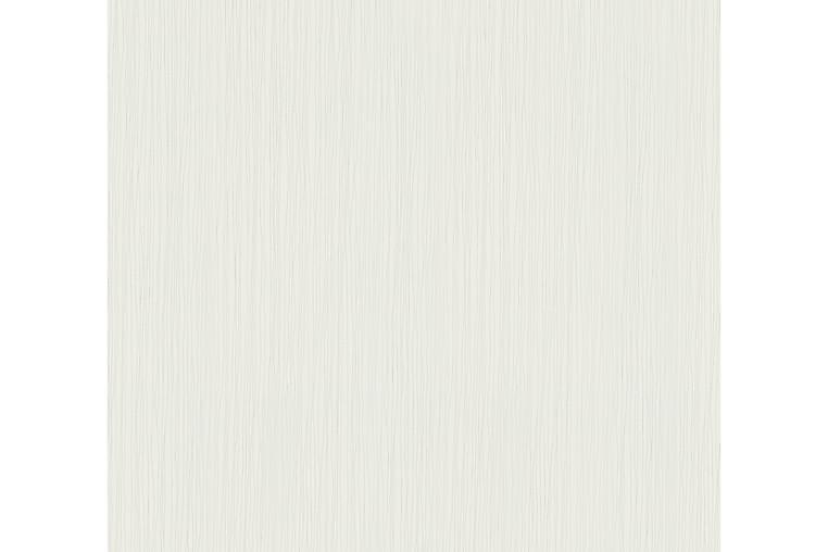 Slät Tapet Authentic Walls Ovävd Vit - AS Creation - Möbler & Inredning - Inredning - Tapeter