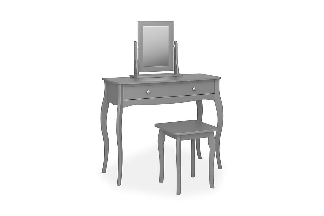 SPEZIA Sminkbord 100 Grå - Möbler & Inredning - Bord - Sminkbord