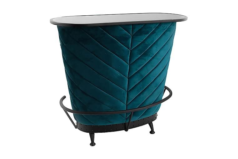 NAPENAS Barbord 120x104 cm Blå - Möbler & Inredning - Bord - Barbord