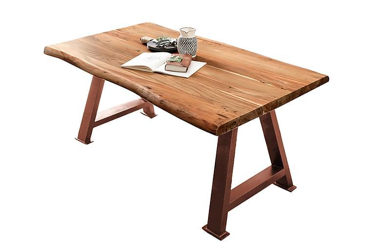 BAMRA Matbord 220 cm Akacia/Brun - Möbler & Inredning - Bord - Matbord
