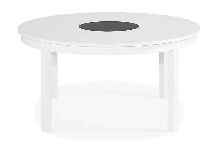 BARROW Matbord 150 Rund Vit - Möbler & Inredning - Bord - Matbord