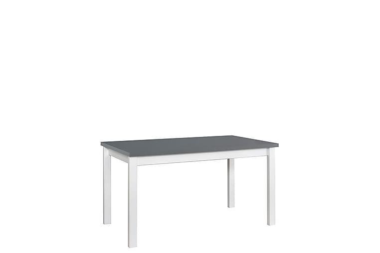 ELANDRINA Matbord Grå/Vit - Grå/Vit - Möbler & Inredning - Bord - Matbord