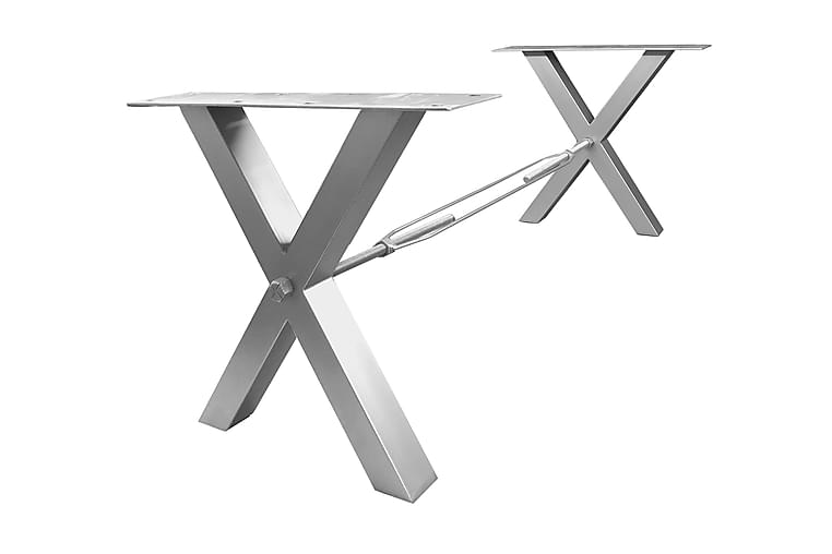 GLOUCESTER Matbord Silver - Möbler - Matplats - Matbord & köksbord