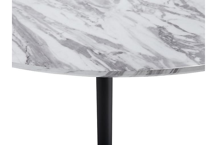 GRINDON Matbord 110 cm Grå - Möbler & Inredning - Bord - Matbord