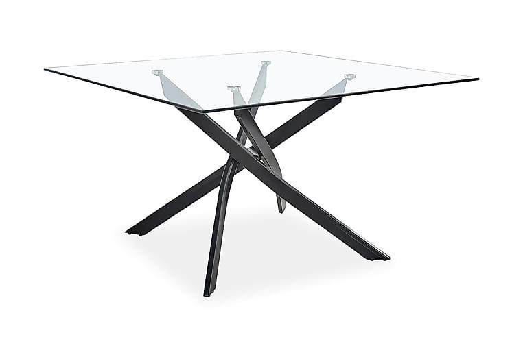 SWEETPO Matbord Svart - Möbler & Inredning - Bord - Matbord
