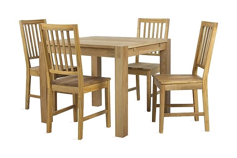 Chicago New Matgrupp med 4 stolar - Möbler & Inredning - Bord - Matgrupper