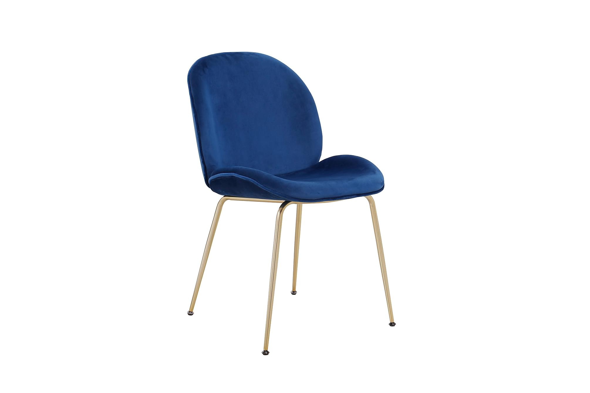 ACIERNO Matstol 51 cm Mörkblå, Matstolar