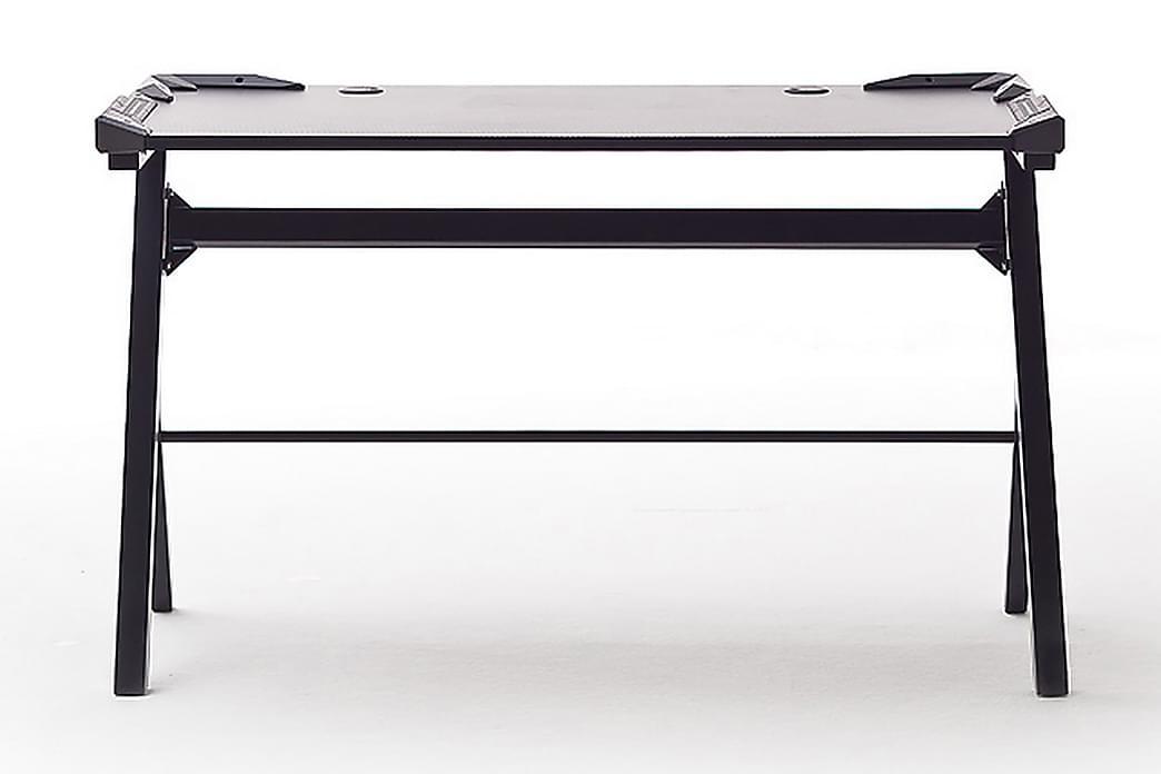 ROENA Gaming Skrivbord 120 cm Svart - Möbler & Inredning - Bord - Datorbord