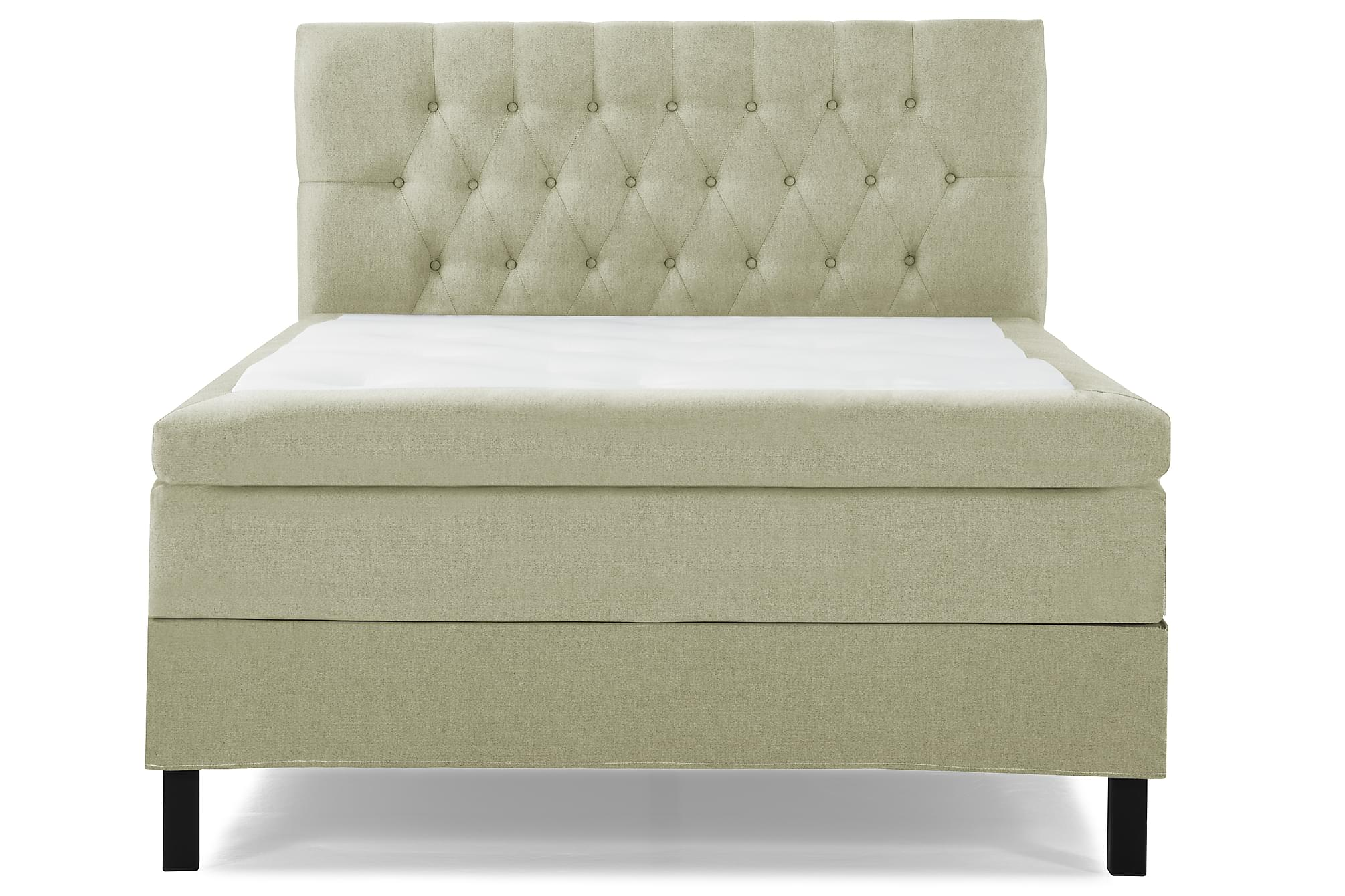 HAPPY Sängpaket 140 Latex Grön