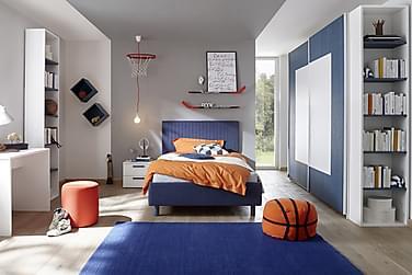 MOYES Sängram 120 Blå