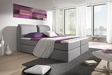 ORLANDO Komplett Box Bed 180x200