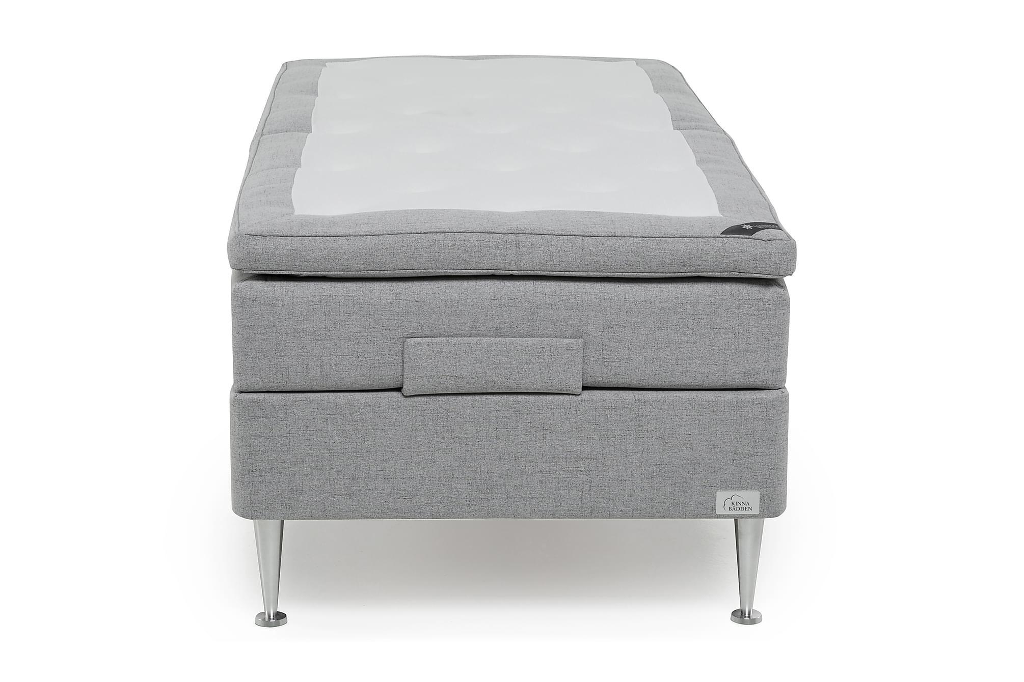 KINNABÄDDEN SAFIR Ställbar Säng 90x200 Medium, Ställbara sängar