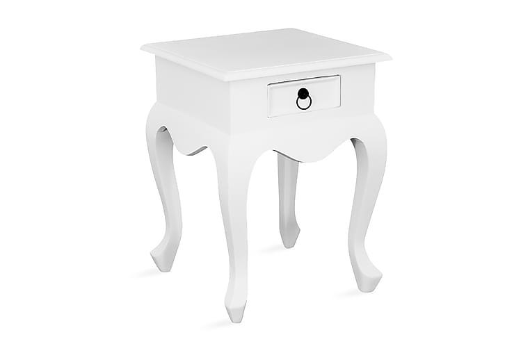 ASSARP Sängbord 45 Vit - Möbler & Inredning - Bord - Sängbord
