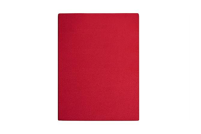 AURORA Sänggavel 105 Ontario Röd - Inomhus - Sängar - Sänggavlar