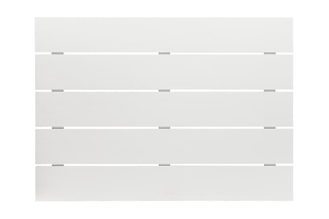 BLACK Sänggavel 165 Vit - Möbler & Inredning - Sängar - Sänggavlar