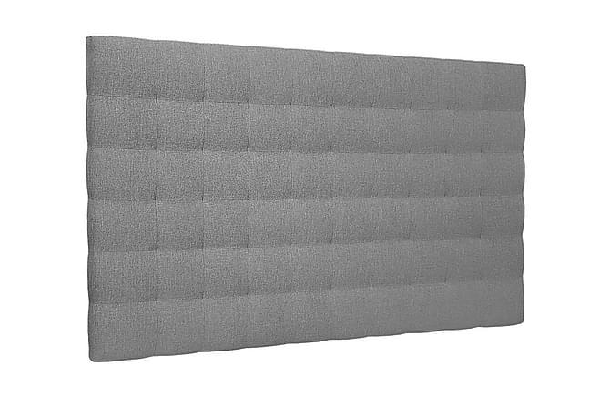 ECLIPSE Sänggavel 160 Ljusgrå - Inomhus - Sängar - Sänggavlar