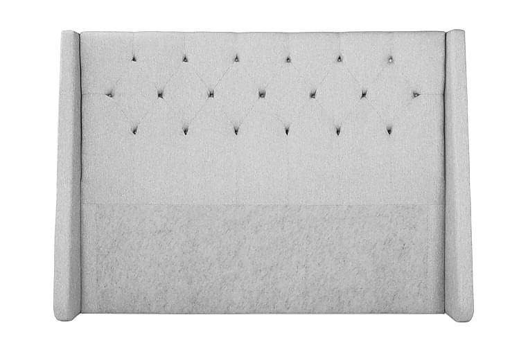HUNT Sänggavel 180 Ljusgrå - Möbler & Inredning - Sängar - Sänggavlar