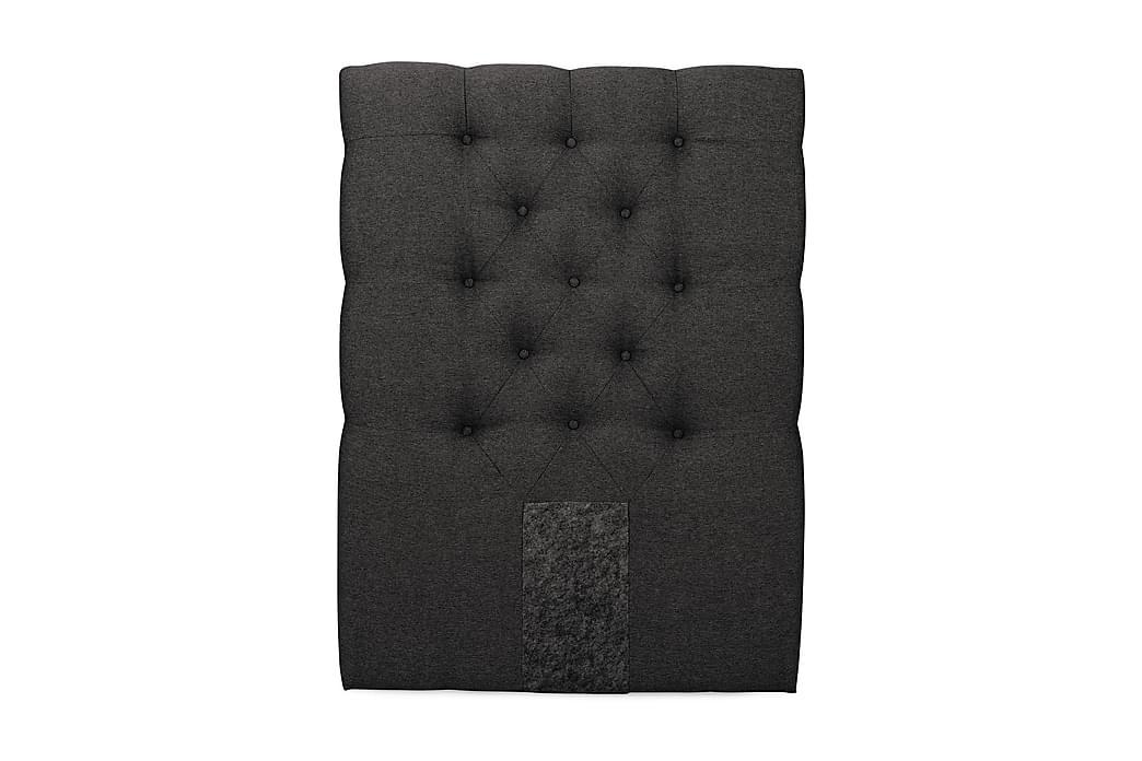 OAKHAM Sänggavel 90 Mörkgrå - Möbler & Inredning - Sängar - Sänggavlar