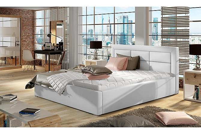 FIGAREDO Sängram 180x200 cm Vit - Möbler & Inredning - Sängar - Sängram & sängstomme