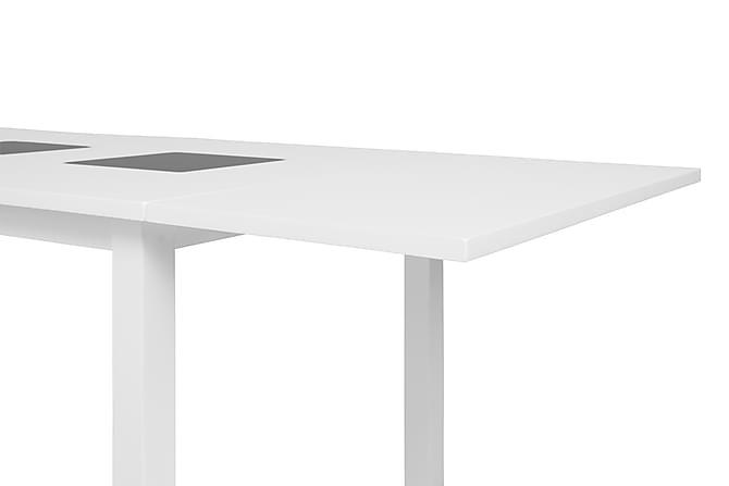 BARROW Klaff 50 cm Vit - Möbler & Inredning - Bord - Matbord