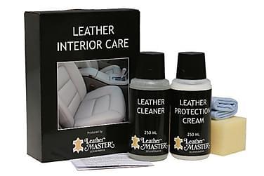 Läderskötselpaket för bilklädsel
