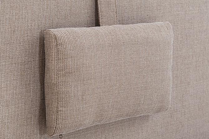 LUX Liten Nackkudde 1-pack Sandbeige - Möbler & Inredning - Sängar - Sängtillbehör