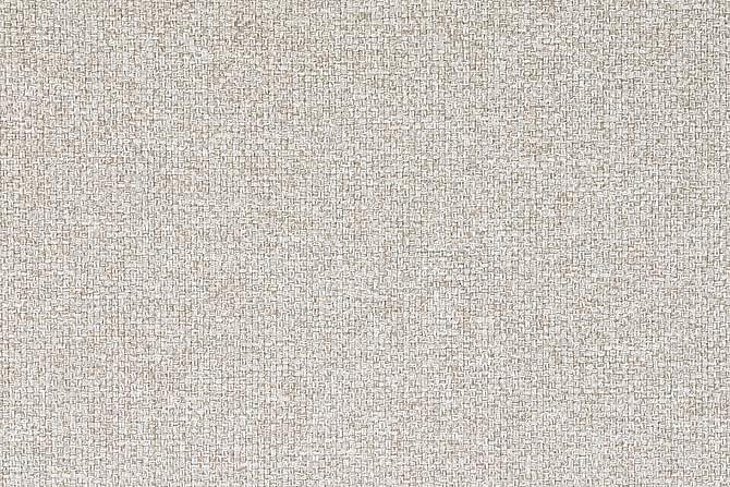 LYNN Fotpall Grovvävt tyg Ljusgrå - Skräddarsy färg och tyg - Möbler & Inredning - Fåtöljer & fotpallar - Fotpall