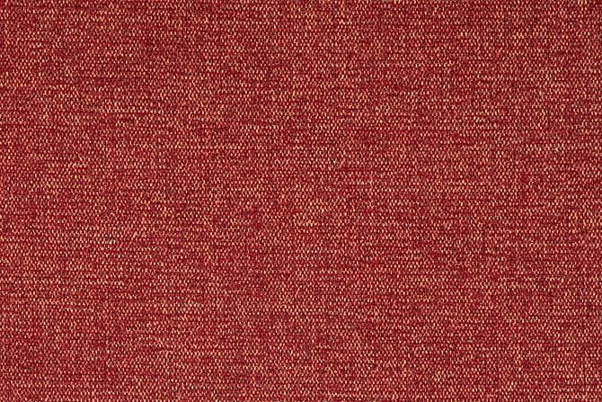 ANTHONY Loveseat Chenille Röd/Mässing - Skräddarsy färg och tyg - Möbler & Inredning - Fåtöljer & fotpallar - Fåtöljer