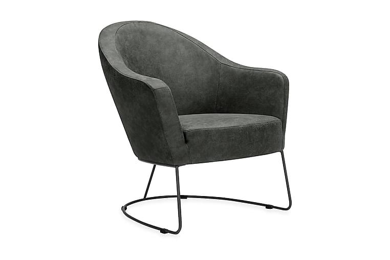 GRAPE Fåtölj Antracit - Möbler & Inredning - Fåtöljer & fotpallar - Fåtöljer