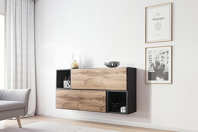 Roco Vardagsrumsset - Beige/Grå - Möbler & Inredning - Möbelset - Möbelset för vardagsrum