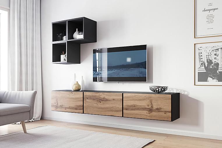Roco Vardagsrumsset - Beige/Vit - Möbler - Vardagsrum - Möbelset för vardagsrum