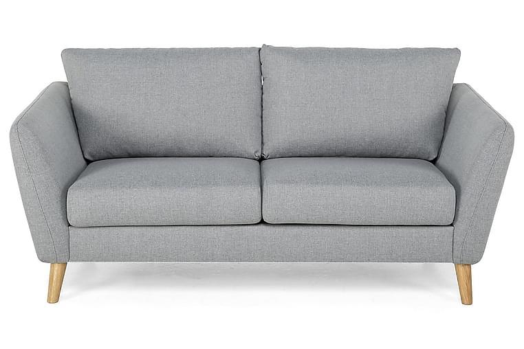 OSCAR 2-sits Soffa Sammet Blå - Skräddarsy färg och tyg - Möbler & Inredning - Soffor - 2-sits soffor