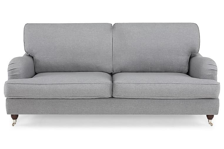 LYNN 3-sits Soffa Ullimitation Ljusgrå - Skräddarsy färg och tyg - Möbler & Inredning - Soffor - Howardsoffor