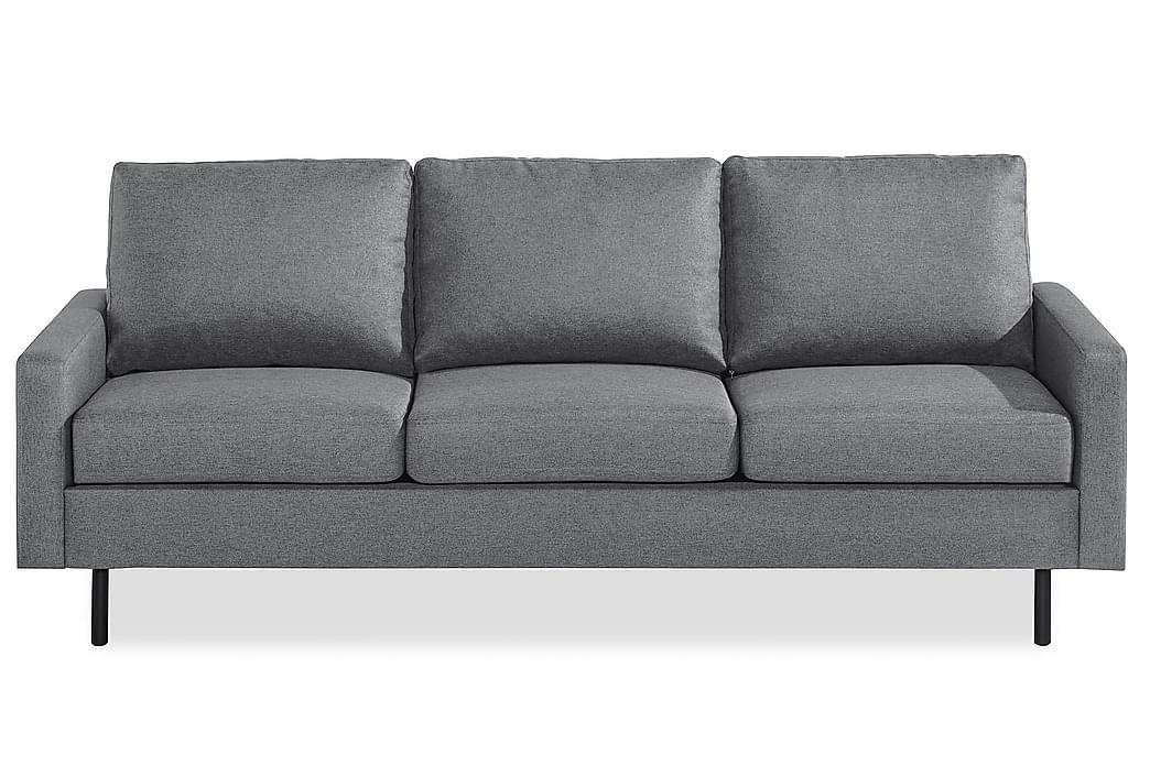 RACKO 3-sits Soffa Finvävt Tyg Lila - Skräddarsy färg och tyg - Möbler & Inredning - Soffor - 3-sits soffor