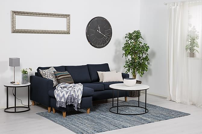 JAN Divansoffa 3-sits Vändbar Blå - Möbler & Inredning - Soffor - Divansoffor