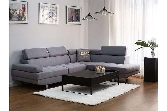 NORREA Hörnsoffa 261 cm - Möbler & Inredning - Soffor - Hörnsoffor