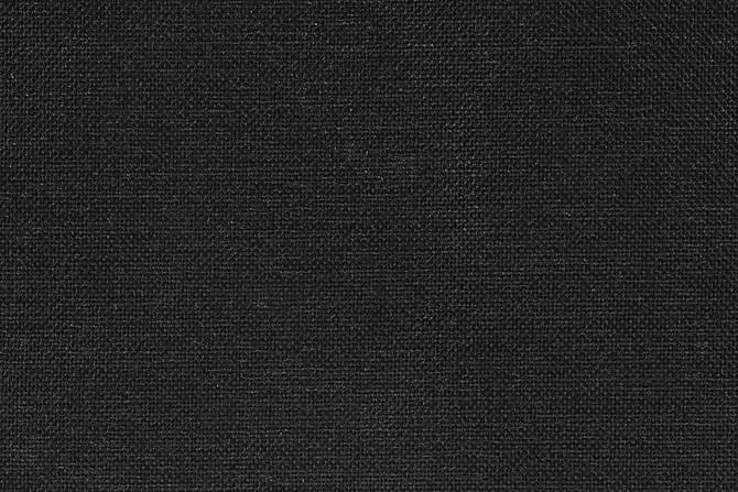 ALSTAD Mittmodul 90 cm Grovvävt tyg Svart - Skräddarsy färg och tyg - Möbler & Inredning - Soffor - Modulsoffor